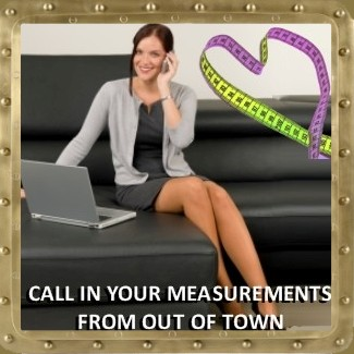 CALL IN MEASUREMENTS